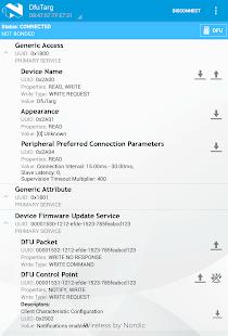 nRF Master Control Panel (BLE) - screenshot thumbnail