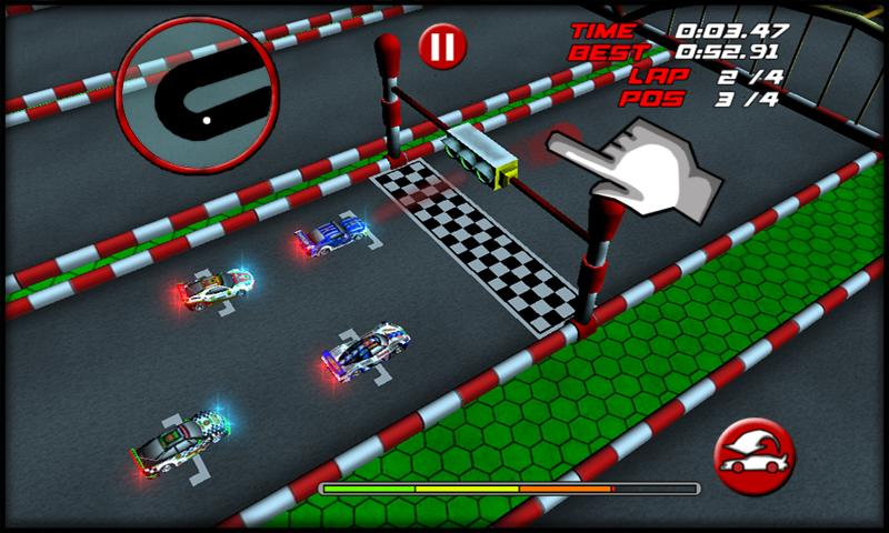 RC Mini Racing - screenshot