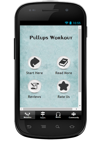 玩健康App|Pull Ups Workout Guide免費|APP試玩