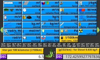 Screenshot of Engineer Companion