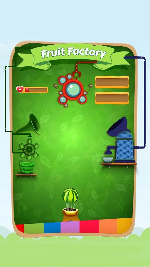 Juicy Fruit Factory- screenshot