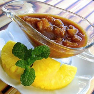 Asian Pineapple Sauce