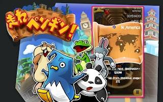 Screenshot of 走れペンギン!