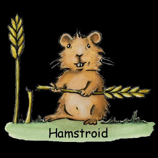 Hamstroid LOGO-APP點子