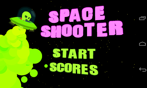 Spacey Shooter Free - screenshot thumbnail