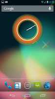 Screenshot of Nexus X Phone Live Wallpaper