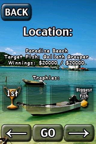 I fishing saltwater lite android apps on google play for Fishing tournament app