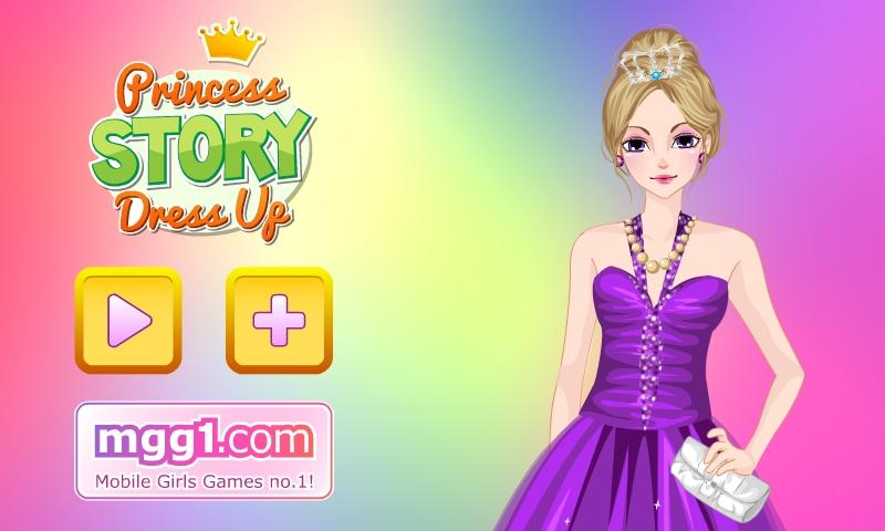 Princess Story Dress Up - screenshot