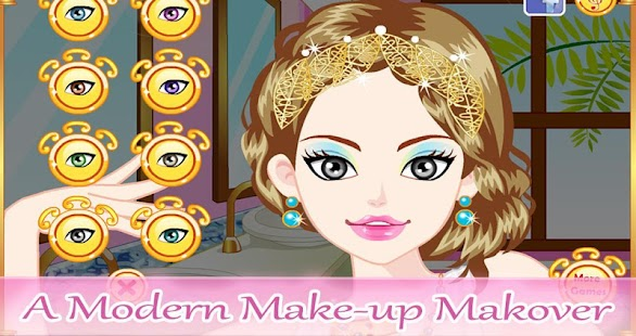 Modern Goddess Makeover Spa- screenshot thumbnail