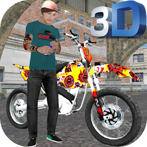 Real Stunt Bike Mania : Racing for PC and MAC