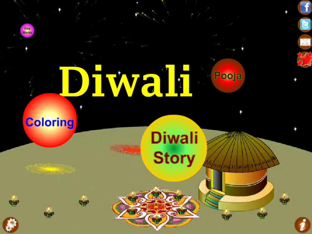 essay on diwali festival for children