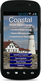 Coastal Home Inspections- screenshot thumbnail