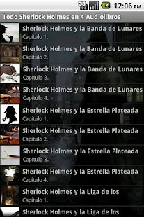 4 Audiolibros Sherlock Holmes