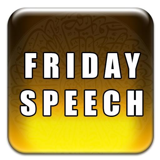 Friday Speech|Shah Sahab(2003) LOGO-APP點子