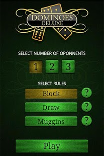 Dominoes Deluxe Free - screenshot thumbnail