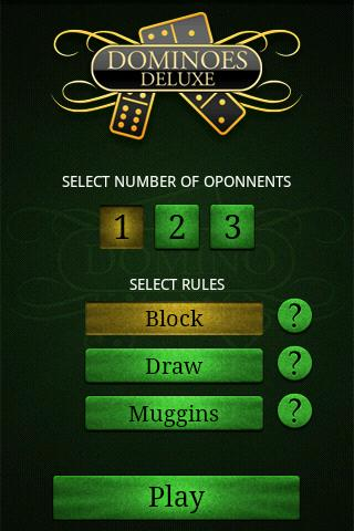 Dominoes Deluxe Free- screenshot