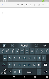 French Language - GO Keyboard Screenshot 10