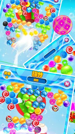 キャンディーのシューティングゲーム