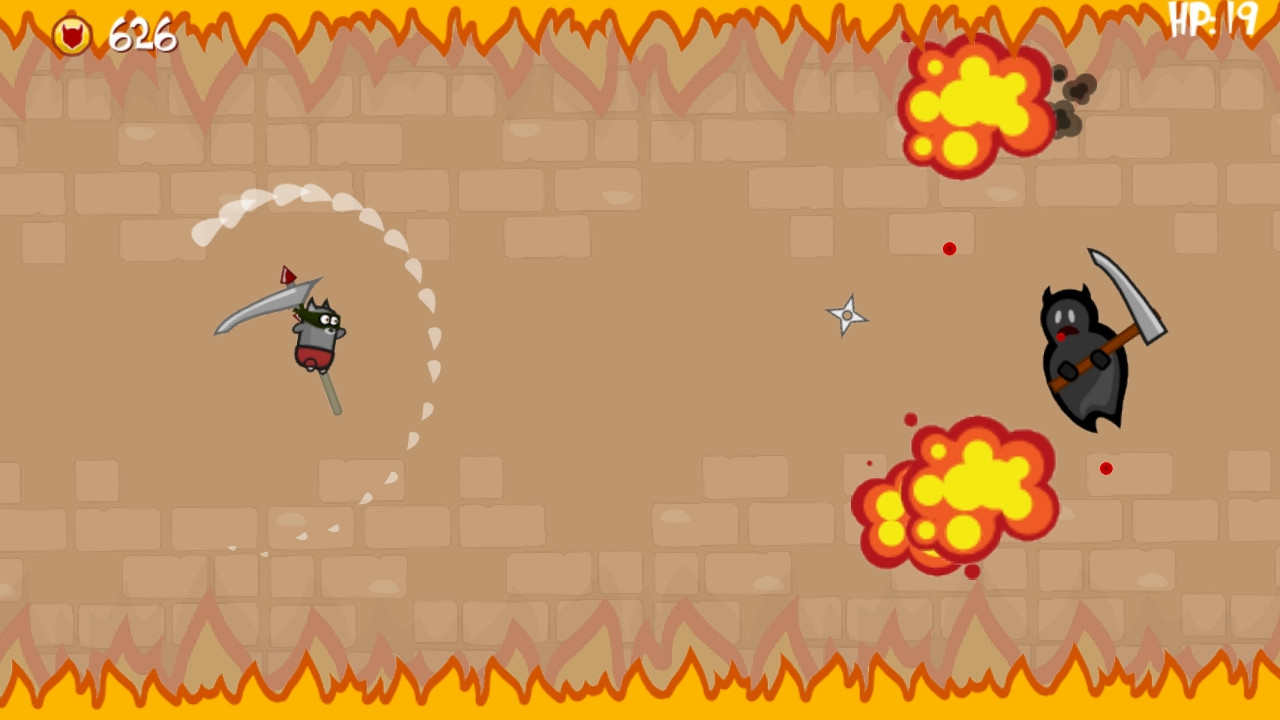 Ninja Shurican: Fun Ninja Game- screenshot