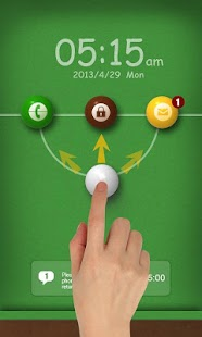 Snooker GO Locker Theme - screenshot thumbnail
