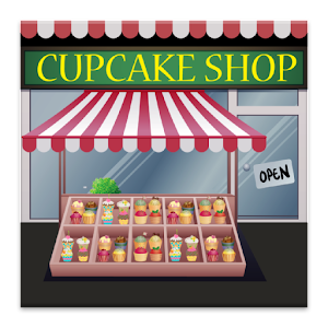 Cupcake Stand Icon