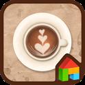 coffee time 도돌런처 테마 icon