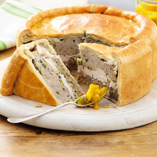 Chicken And Stuffing Pie Recipes.