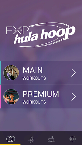 FXP Hula Hoop: Tone Your Body