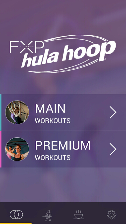 FXP Hula Hoop: Tone Your Body- screenshot