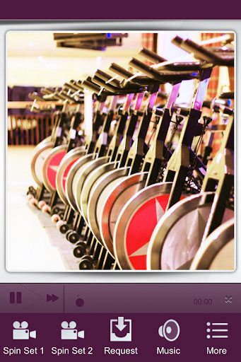 Spin Cycling Class for Android