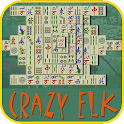 Mahjong Solitaire Crazy Elk icon