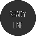 Shady Line Iconpack icon