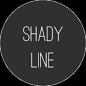 Shady Line Iconpack