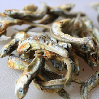 Anchovy Stock