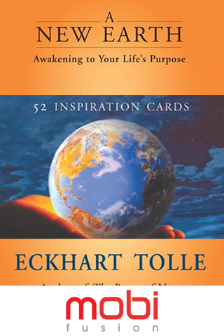 Eckhart Tolle New Earth Deck - screenshot