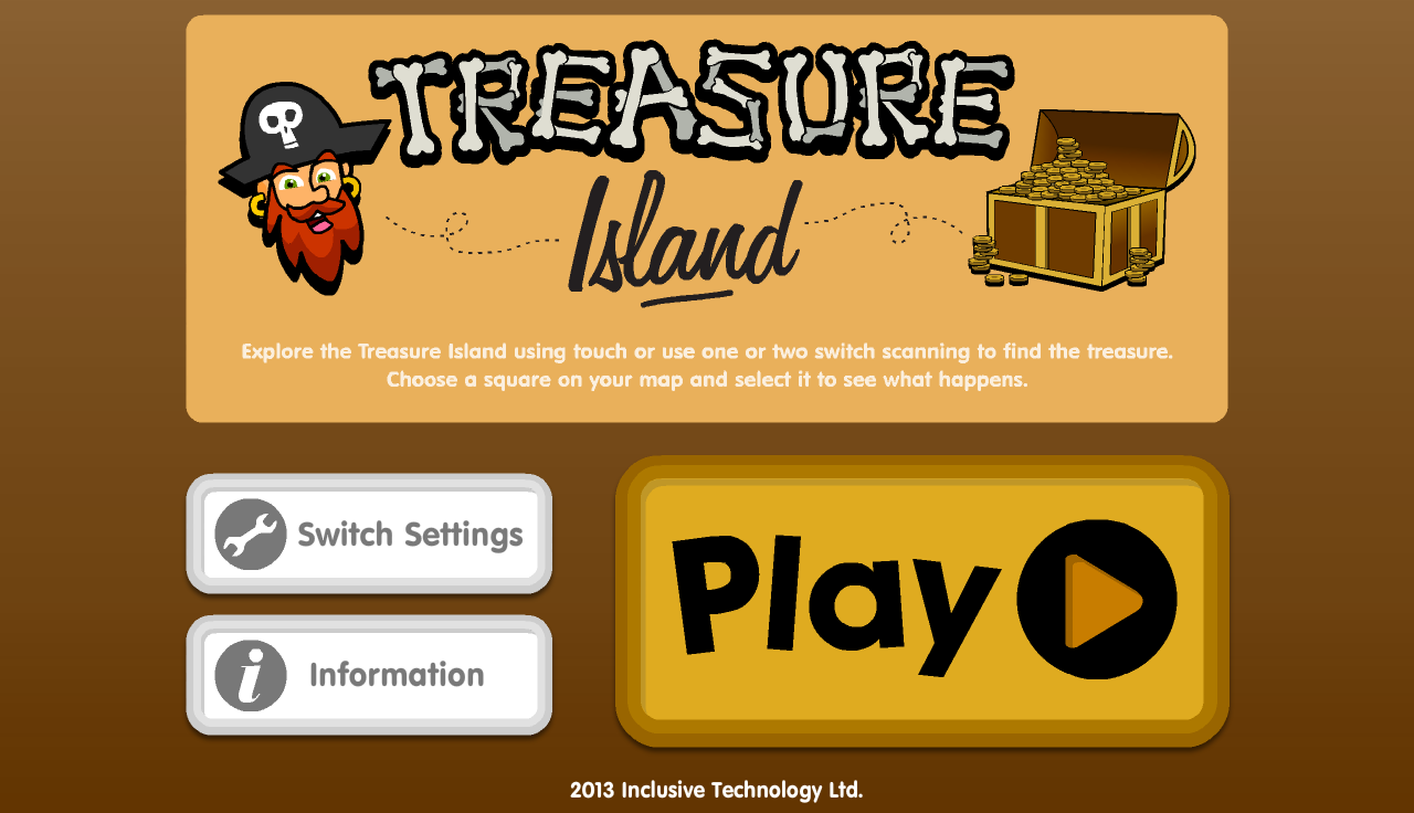 Treasure Island- screenshot