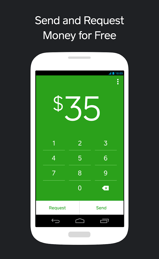Square Cash - screenshot