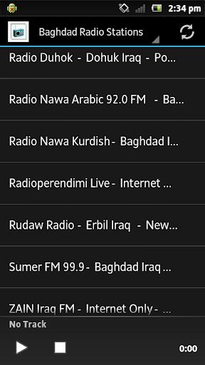 Baghdad Radio Stations