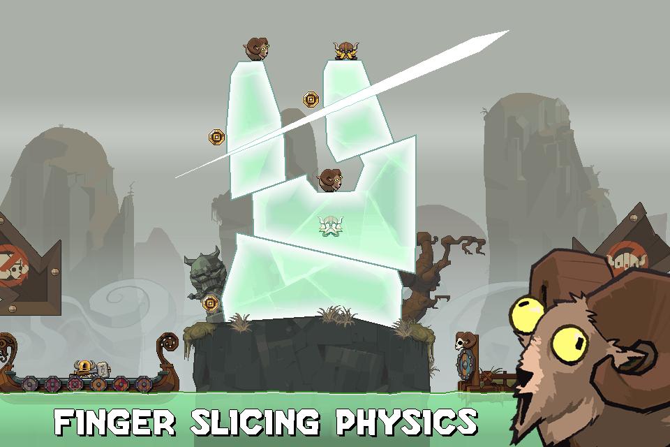 Icebreaker: A Viking Voyage screenshot #3