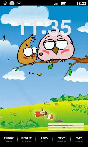 Cartoon Live Wallpaper