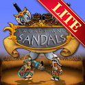 Swords and Sandals Lite logo