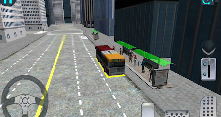 3D City driving - Bus Parking 1.2 screenshot 639145