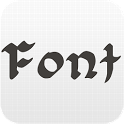 Calligraphic Pack2 FlipFont® icon