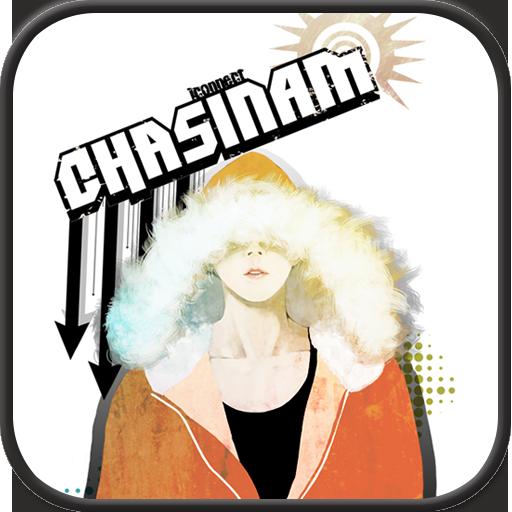 chasinam (Hoodie) GO sms theme 個人化 App LOGO-APP試玩