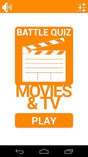 2 Player Quiz: Movies TV
