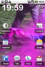 Blew Holi Color Game Android Casual