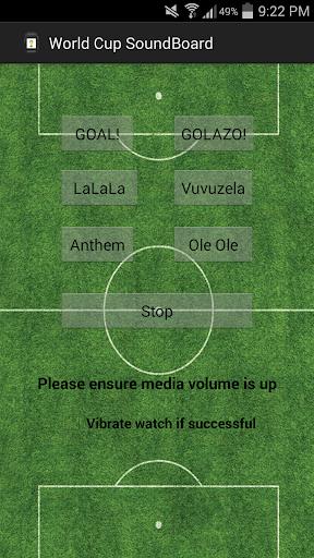 2014 World Cup SoundBoard