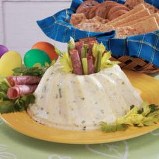Molded Egg Salad