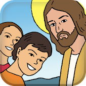 Children's Bible Passion Jesus
