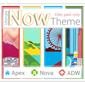 Ultimate Now Apex Nova Theme